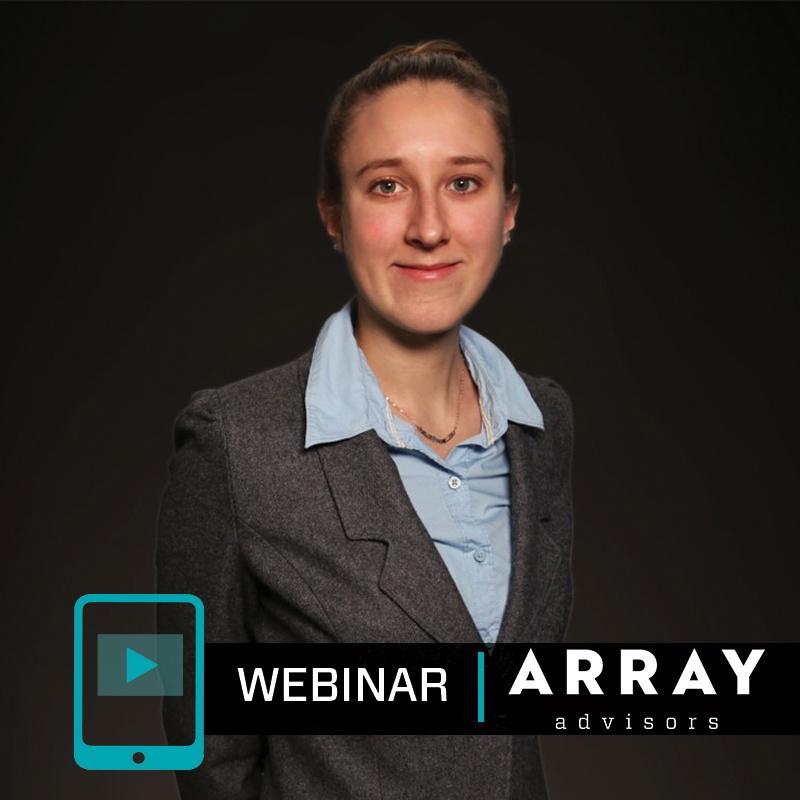 Laura Silvoy - Array Advisors